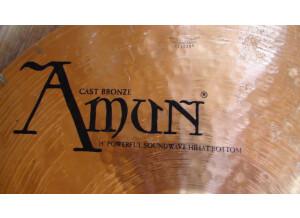 "Meinl Amun Powerful Soudwave Hats 14"""