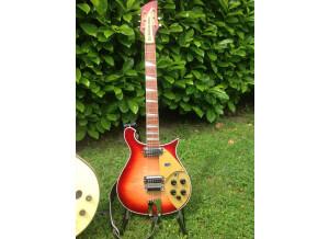 Rickenbacker 660 - Fireglo (52845)