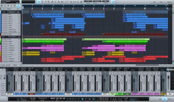 Mix Session