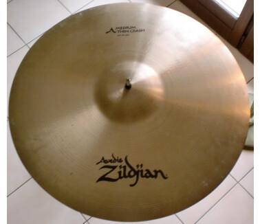 "Zildjian A Medium Thin Crash 20"""