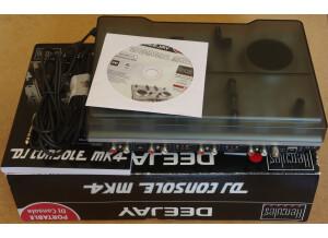 Hercules DJ Console Mk4 (61940)