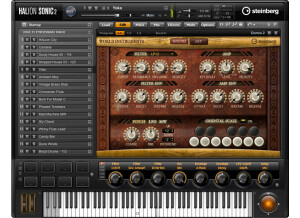 HS2 World Instruments