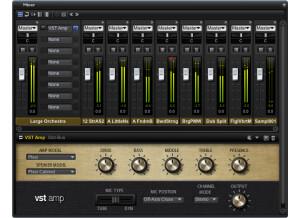 mixer+VSTamp
