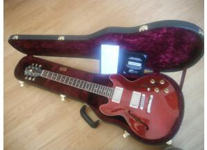Gibson CS-336 Figured Top - Faded Cherry (8588)
