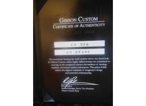 Gibson CS-336 Figured Top - Faded Cherry (662)