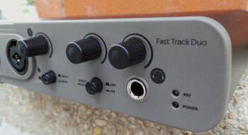 AVID Fast Track Duo