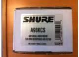 SHURE Microphone Adapter A98KCS