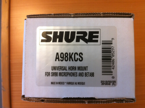 Shure A98KCS (28940)