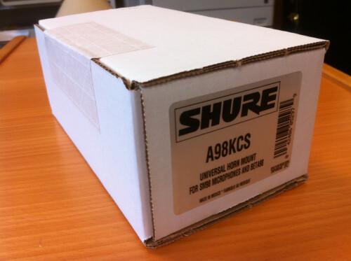 Shure A98KCS (9790)