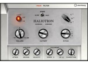 HALiotron