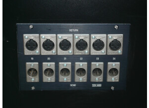 Music Store Side Rack Studio 17U+6U (5709)