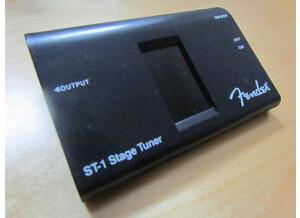 Fender ST-1 Stage Tuner