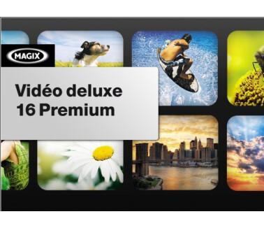 Magix Video Deluxe 16 Premium