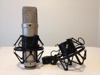 Best condenser mic 100-200€