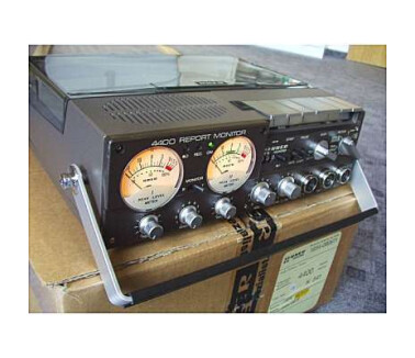 Uher 4200 report monitor