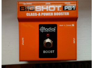 Radial Engineering BigShot PB1 (90710)