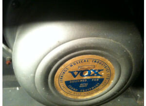 Vox AC-30/6 Twin Top Boost