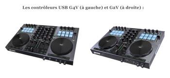 GeminiDJ G4V