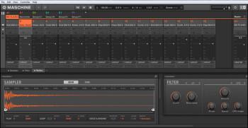 Native Instruments Maschine Studio et Maschine 2.0