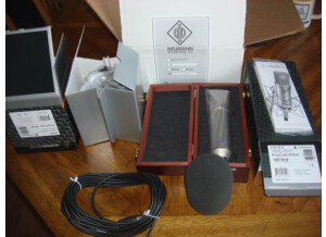 Neumann U 87 Ai MT Stereo set