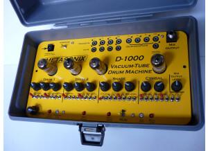 Metasonix D-1000 Vacuum Tube Drum Machine (52232)