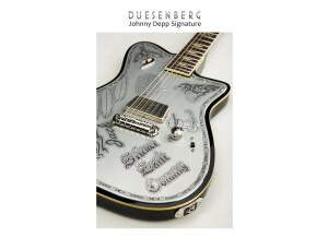 Duesenberg Johnny Depp Signature