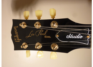Gibson Les Paul Studio LH - Ebony w/ Gold Hardware (51771)