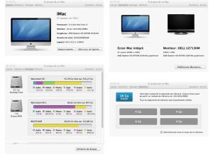 Apple imac i7 27' (85155)