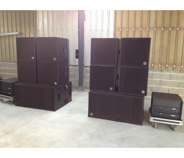 d&b audiotechnik C4 System
