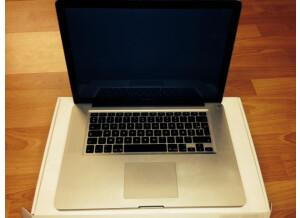 "Apple Macbook Pro 15"" 2.3 GHz Intel Core i7 (61874)"