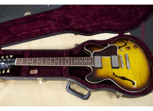 Gibson CS-336 Figured Top - Vintage Sunburst (83422)