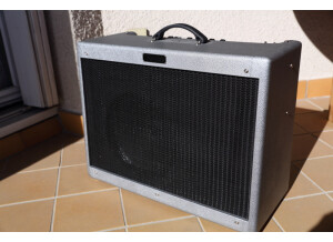 Fender Hot Rod Deluxe III - Silver Bullet Limited Edition
