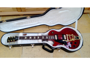 Gibson Les Paul Studio LH - Wine Red w/ Gold Hardware (1071)