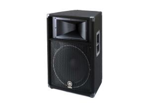 Yamaha Table amplifiée EMX 2000 + Flight Case +2 Enceintes Yamaha S 115 IV