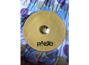 "Paiste Twenty Custom Metal Hi-Hat 15"""