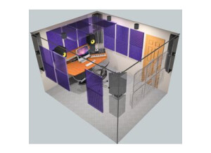 Auralex Roominator kit deluxe plus