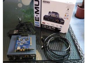 E-MU 1616M V2 Pci