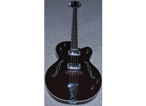 Gretsch G6073 Electrotone Bass - Burgundy Stain (96062)