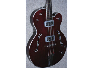 Gretsch G6073 Electrotone Bass - Burgundy Stain (35552)
