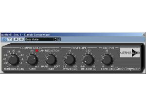 Kjaerhus Audio Classic Compressor [Freeware]