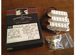 Seymour Duncan Custom Shop Pearly Gates Single-Coil-Sized Humbucker for Strat Set