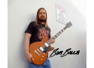 Railhammer Bob Balch Signature