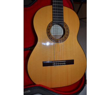 Luthier Guitare Flamenca Concert