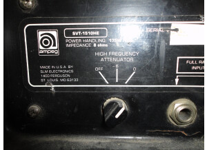 Ampeg SVT-1510HE