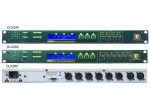 LA Audio DLX 260