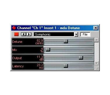 maxim digital audio Detune [Freeware]