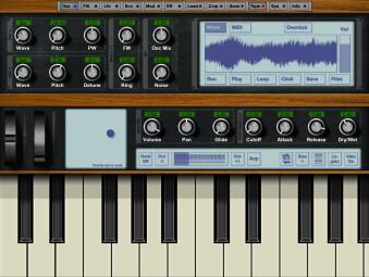 Tempo Rubato NLog Synth Pro