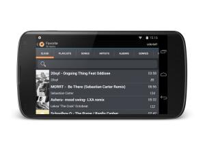 Mixvibes Cross DJ for iPad