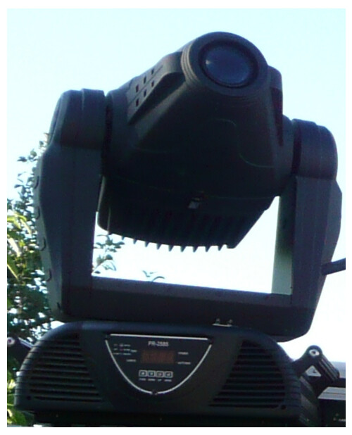 PR Lighting Pilot 575 Spot (90377)