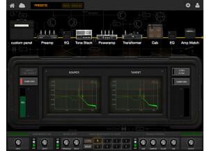 BIAS Basic Amp Matching